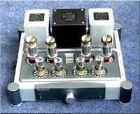 Finished A40X2 Power Amplifier EL34 Tube Push-Pull Class A Power Amp 40W+40W New
