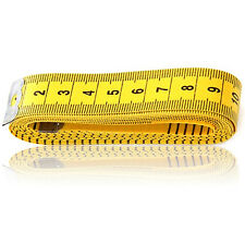 120'' Soft Measuring Tape Sewing Tailor Tool Ruler Centimetre Scale 300cm Sturdy