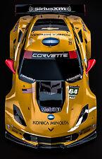 """Corvette Racing C7.R Poster 24""""x 36"""""""