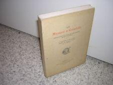 1923.mystère de Griselidis.1 des 37ex.sur vélin avec dessin original de Ripart