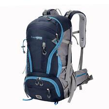 Men's Backpack Rucksack 45L Shoulder Bag Travel Hiking Camping Bag Shcool Pack