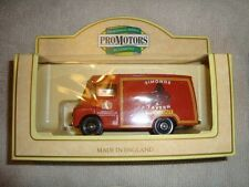 Morris Lledo Days Gone Diecast Vans