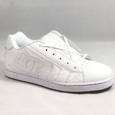 Dc Men'S Net Skate Shoe, White/Gum, 11 D D Us Sz 11