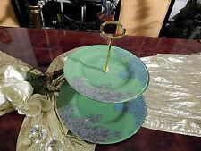 Elegante grande alzate da tavola di trafilatura 2 livelli Rosenthal HOME DESIGNS serie di vetro