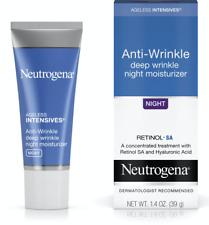 Neutrogena Anti-Wrinkle Deep Wrinkle Night Moisturizer, 1.4 oz.