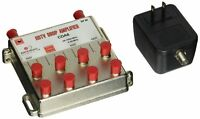 Antennas Direct, Inc CDA8 Antennas Direct 8-port Distribution Amplifier [cda8]