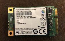 Samsung P830 128GB mSATA SATA III MZMPC128HBFU SSD Mini PCI-e Solid State Drive
