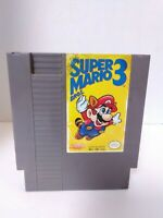 Super Mario Bros. 3 (Nintendo Entertainment System, 1990) *Label Damage* Tested