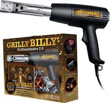 Steinel Grillanzünder Grilly Billy 2.0 Heißluftgebläse Kohleanzünder BBQ