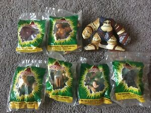 SMALL SOLDIERS 1998 Burger King 7 toys lot Gorgonites & Commando Elite NEW NIP