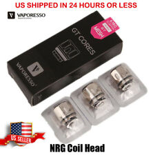 Authentic Vaporesso NRG GT Mesh Coil 0.18 Ohm for Cascade One/ One Tank 3pc