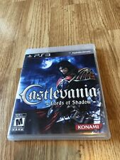 Castlevania: Lords of Shadow (Sony PlayStation 3, 2010) Ps3 VC7