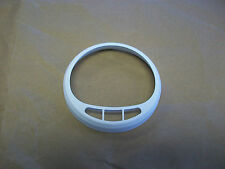 MERCURY SMARTCRAFT 85MM WHITE BEZEL GAUGE COVER FOR SC1000 SYSTEMS #859074 2