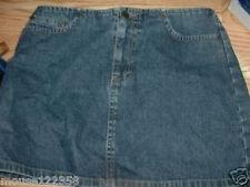 American Eagle Mini Skirt    Blue Denim