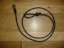 5mm BLACK BUNGEE TETHER ( PADDLE LEASH )