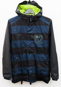 O'Neill Firewall Teen Youth 16 Ski Jacket 176 CM Snowboard 8K Waterpoof Coat R46