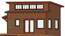 Tiny Home Plans - The Whistler
