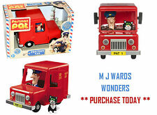 Postman Pat Van Friction Vehicle Toy with Pat Figure & Jess Cat