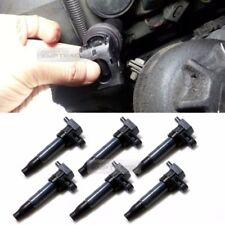 OEM Genuine Parts Ignition Coil 6Pcs For HYUNDAI KIA 06-15 3.3L 3.5L 3.8L Engine