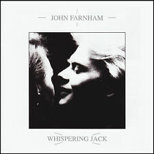 JOHN FARNHAM - WHISPERING JACK CD with BONUS Track ~ 80's YOU'RE THE VOICE*NEW*