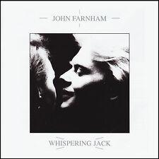 JOHN FARNHAM - WHISPERING JACK CD with BONUS Track ~ 80's YOU'RE THE VOICE*NEW*