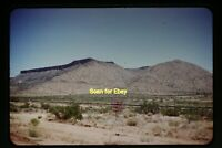 Motel Sign near Grand Canyon National Park early 1960's Original Slide aa 3-12a