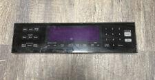 KitchenAid Range Model KGRS807SSS00 Touch Control Panel WP9761566 | ZG Box 35