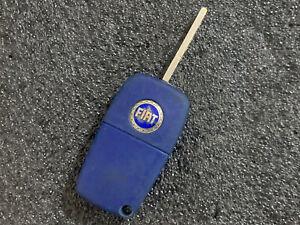 FIAT PANDA PUNTO STILO DUCATO IVECO MINIBUS 3 Button Remote Flip Key Fob