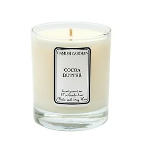 Cocoa Butter - Personalised Soy Wax Candle - 20cl