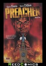 PREACHER BOOK 1 GRAPHIC NOVEL New Paperback Collects #1-12 by Garth Ennis
