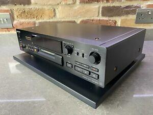 Sony Minidisc Deck MDS-JB930 in Black