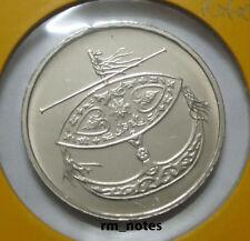 "MALAYSIA  50sen coin 2002 Wau  ERROR DIE ROTATION   ""BU"""