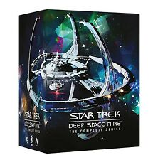 STAR TREK DEEP SPACE NINE - STAGIONE 01-07  48 DVD