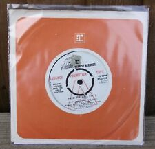 """KENNY ROGERS HEED THE CALL REPRISE PROMO 7"""" 45RPM VINYL RECORD EX/EX!"""