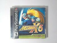 Mega Man X5 (Sony PlayStation 1, 2001)