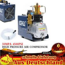 30MPA 4500PSI High Pressure Air Compressor PCP Luftkompressorpumpe 1800W NEU DHL