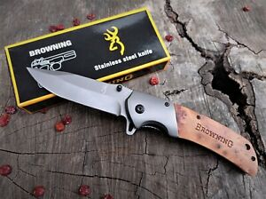 Browning Knife Hunting Camping Tactical Outdoor
