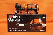 ABU GARCIA 7000 C3 Catfish Special 4.1:1 Gear Ratio #1365393 (C3-7000CATSPC)
