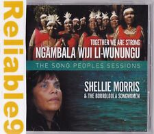 Shellie Morris & The Borroloola Songwomen - The Song People session 2CD -2013ABC