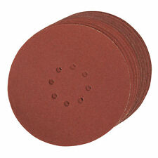 Silverline Sander & Grinder Industrial Power Sanding Discs