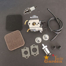 Carburetor For Stihl FS85 FS75 FS80 KM85 HS75 HS80 HS85 Carb Air Fuel Filter Kit