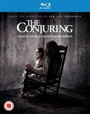 Horror Thriller DVDs & The Conjuring Blu-ray Discs