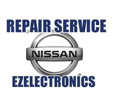 2005 TO 2008 NISSAN SENTRA INSTRUMENT CLUSTER REPAIR SERVICE