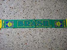 d4 sciarpa BRASILE football federation association scarf schal bufanda brasil