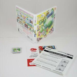 Yoshi's New Island (Nintendo 3DS, 2014)