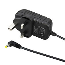 9V Portable DVD Player Mains Adaptor Charger For Philips Bush Tevion Maxtek +