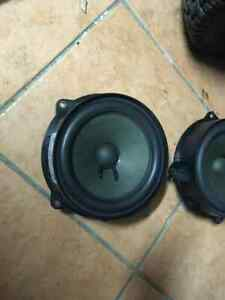 PAIR OF ALFA MITO BOSE SPEAKERS 175mm 505 005 09