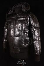 Cappotti e giacche da uomo Bomber, Harrington con cappuccio taglia XXXL