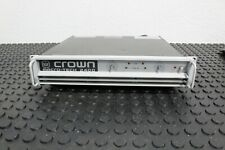Crown Macro Tech MA2400 Power Amplifier XLR Input Card Included FREE SHIPPING