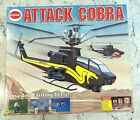 Cox Attack Cobra Free Flight Helicopter .049 Engine (No. 4500)  1993 issue
